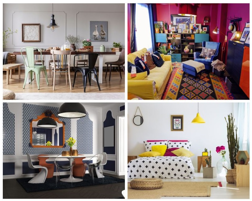 Eclectic Home Design board