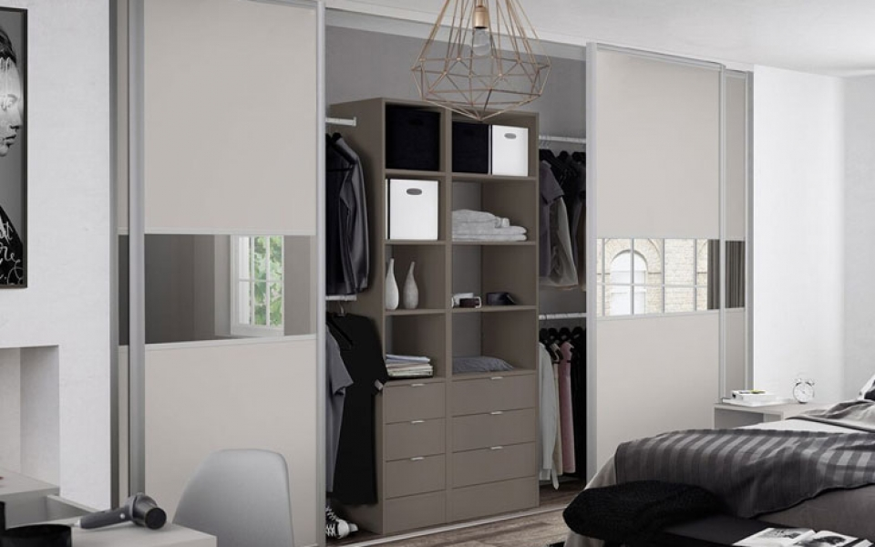 eclipse sliding wardrobe doors