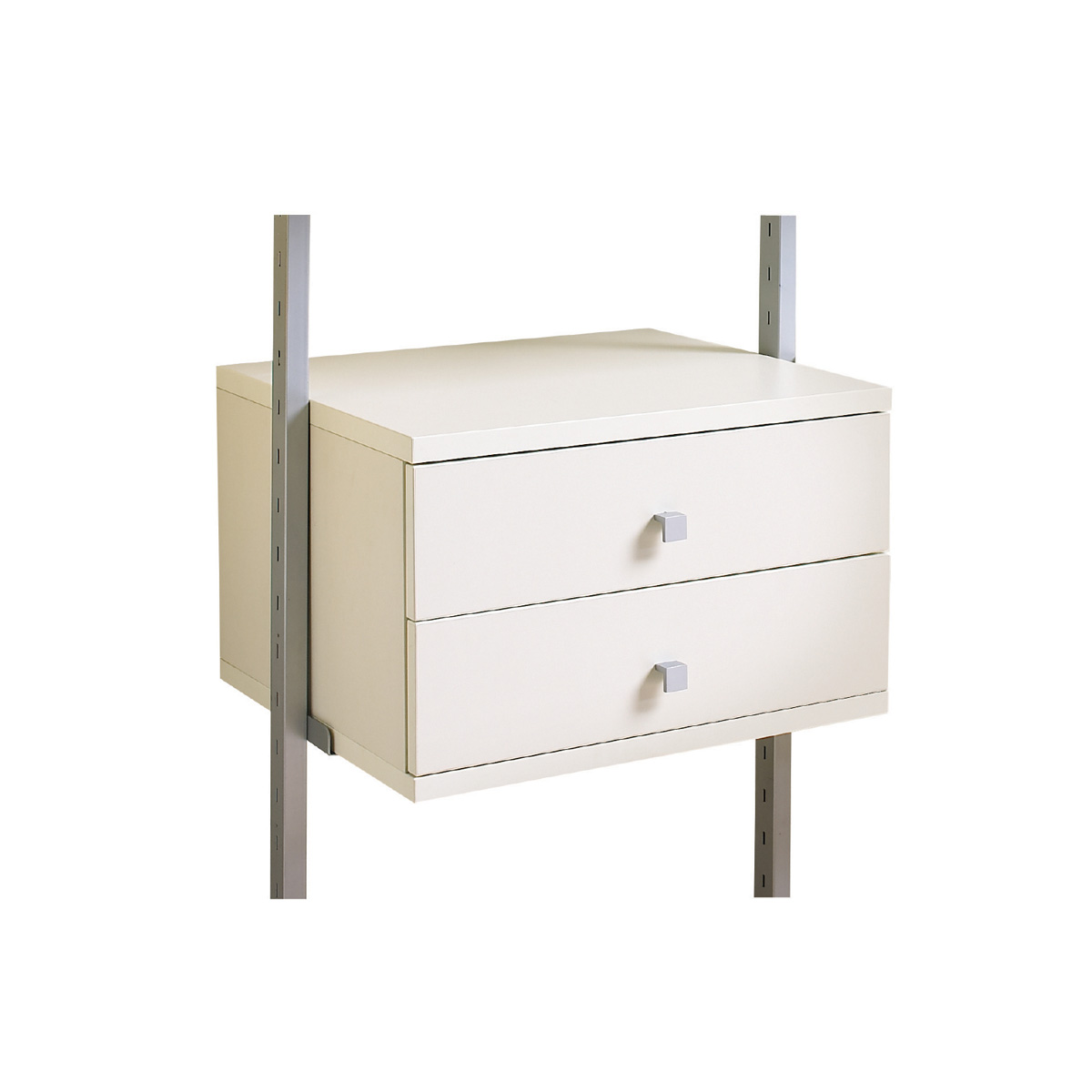 Small Drawer Kit (550mm) White