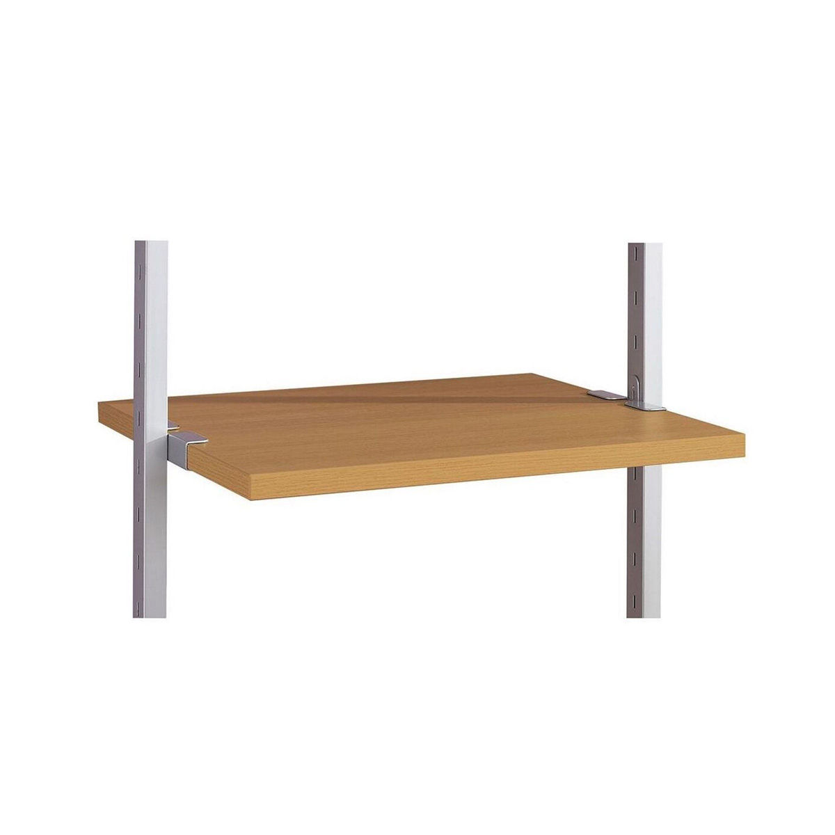 Small Wide Shelf (550mm) Oak