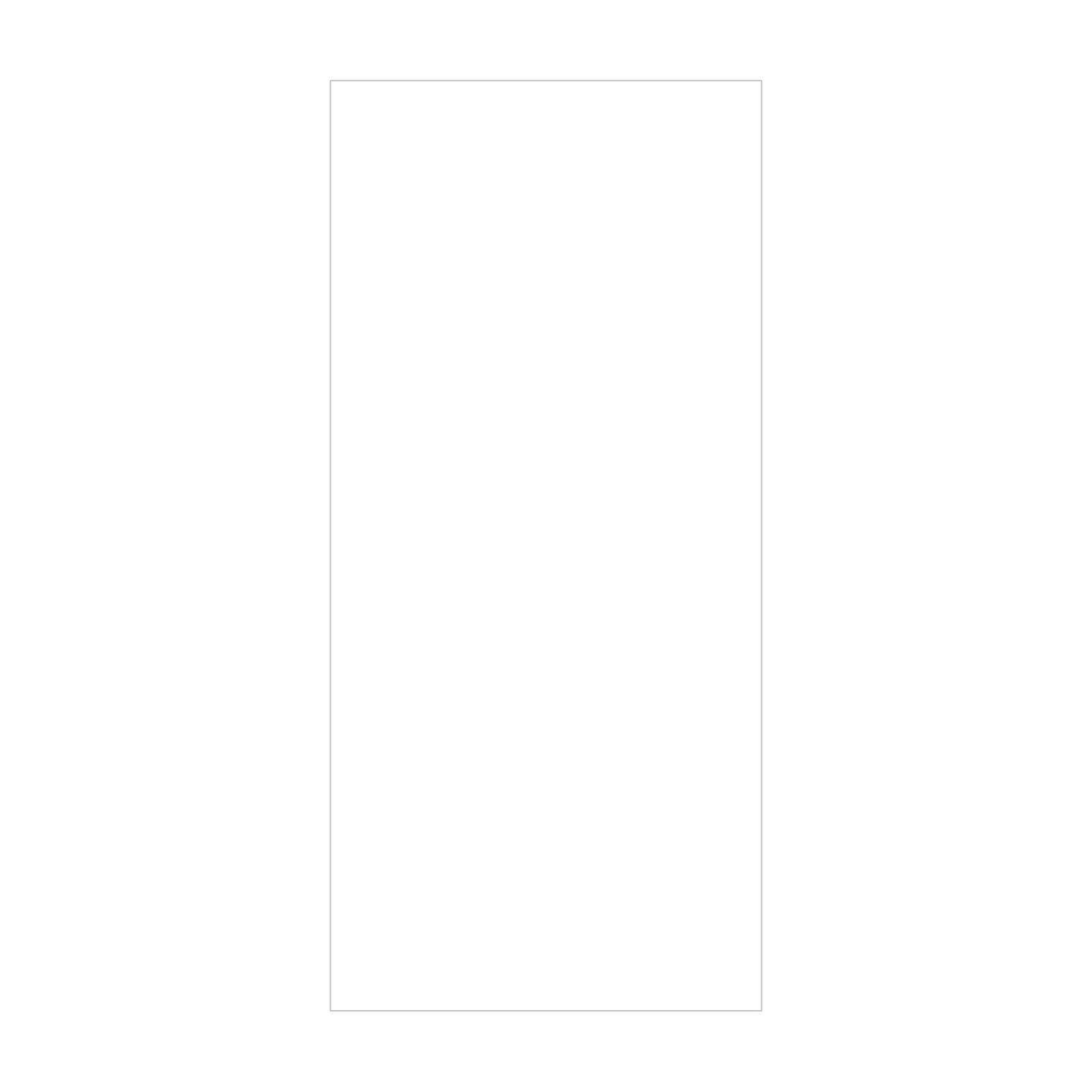 White End Panel
